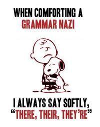 grammar nazi meme - Google Search