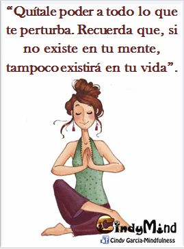 Cindy Garcia: ¡ENFOCATE en lo que quieres atraer a tu vida!. Tod...