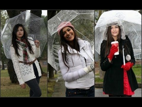 Rainy Day Fashion!!! <3 <3 @Macbarbie07