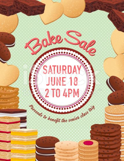 22 Best Bake Sale Images On Pinterest | Sale Poster, Bake Sale