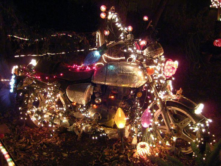 258 Best Santa's Cycle Images On Pinterest Harley Davidson