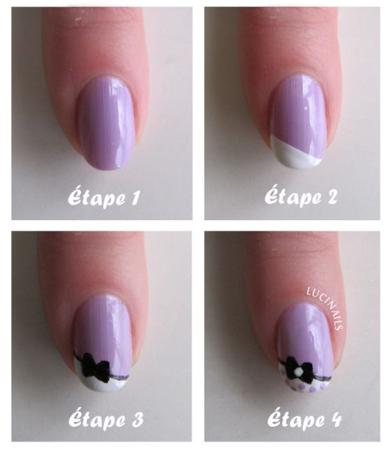 78 id es propos de nail art facile sur pinterest ongles faire soi m me tutoriels sur les. Black Bedroom Furniture Sets. Home Design Ideas