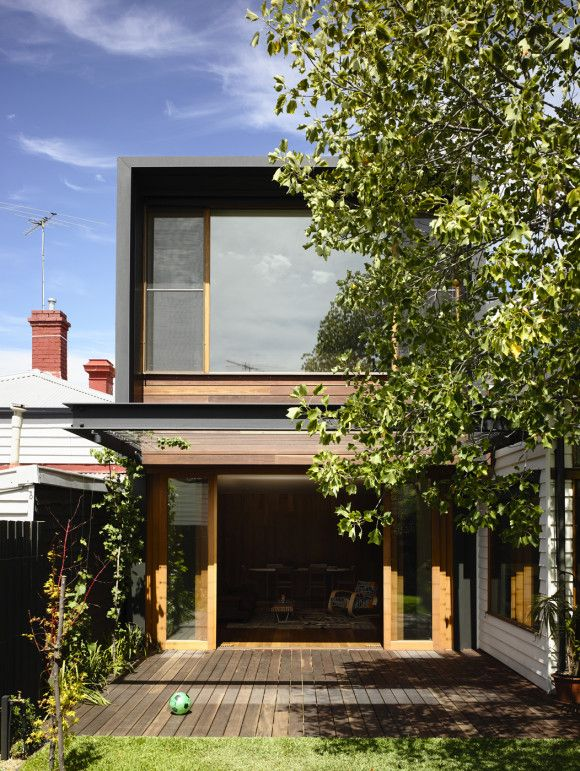 Rob Kennon Architects | Double Terrace House