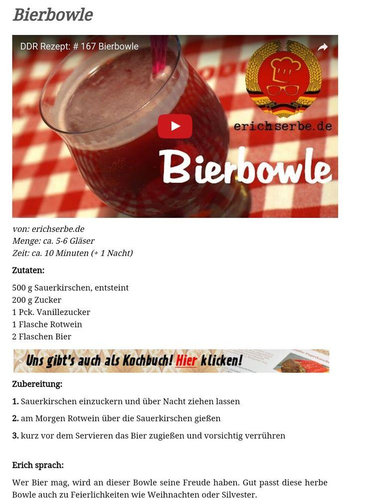 Bierbowle