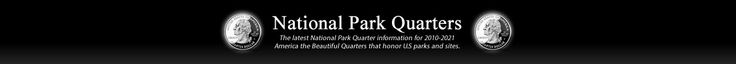 National Park Quarter Sites, Release Dates Schedule