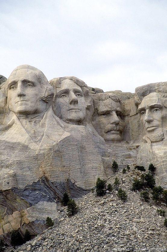 SOUTH DAKOTA: Mt Rushmore.