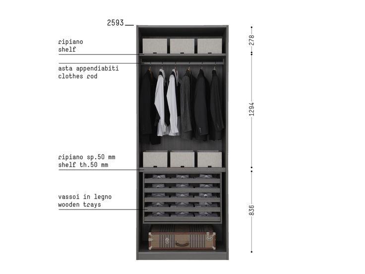 MEGAFUTURE Portable Closet Modular Space Saving Wardrobe 16 cubes Storage Sheves