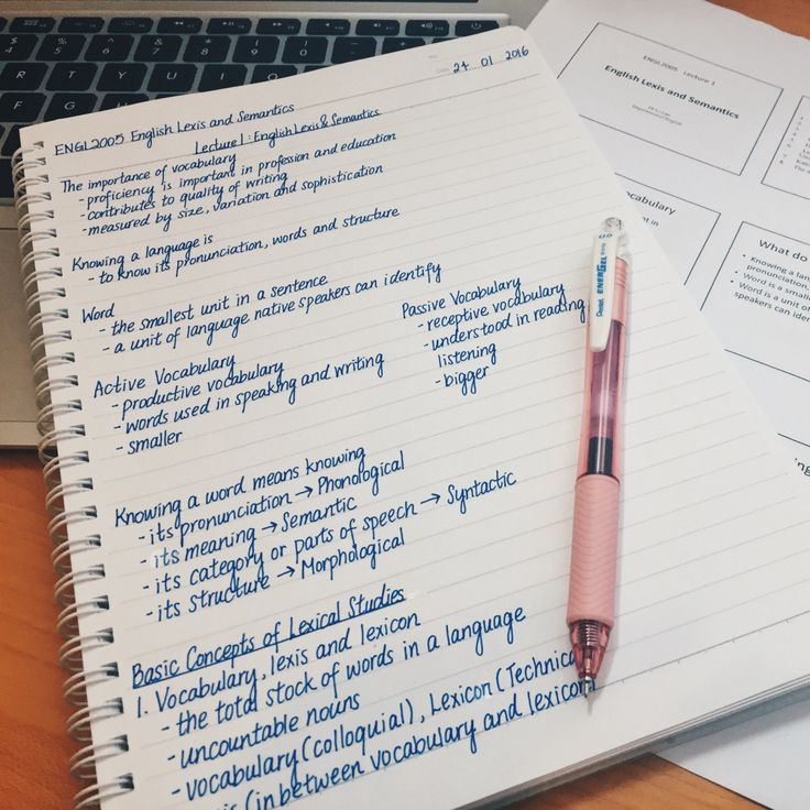 studyingsunshine: | 24th January 2016 4:41 p.m. | It's freezing cold today. Decided to make good use of my free time to catch up with some of my notes for classes from the past two weeks. It's my first time posting a picture of my own handwriting. This is slightly daunting.