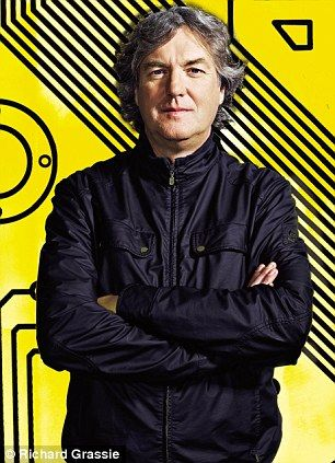 'When I was at school we learned a lot of things that people simply don't do any more,' said James May