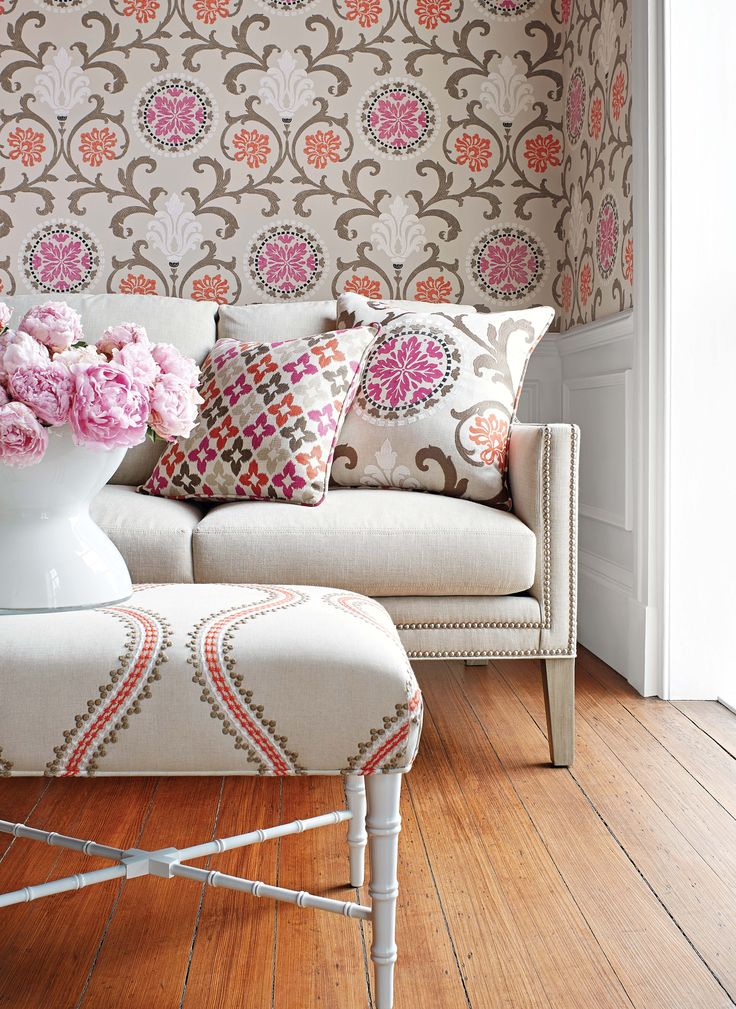 thibaut fine furniture fabrics and wall paper from the caravan collection