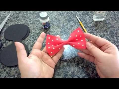 Tiara Orelhinhas Mickey/Minnie - Preparativos de Festa #ArthurFaz1 - YouTube
