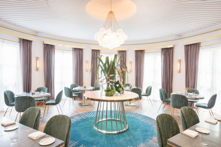 Whitegrass restaurant by Takenouchi Webb, Singapore » Retail Design Blog