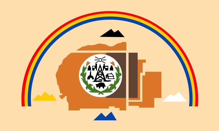 The Navajo Nation is larger than 10 of the 50 states and has over 300,000 enrolled members