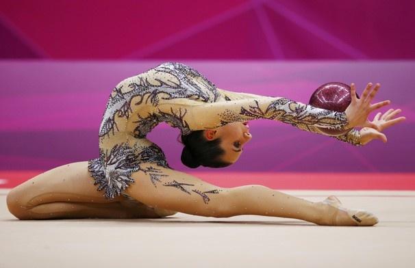 Yasmine Mohmed Rostom, Egypt; Rhythmic Gymnastics