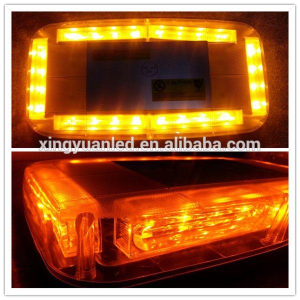 Hotsales Professional Police Mini Light Bar Strong Magnetic LED Light Bar /Emergency/Signal Driving Light Bar,LED Bar,
