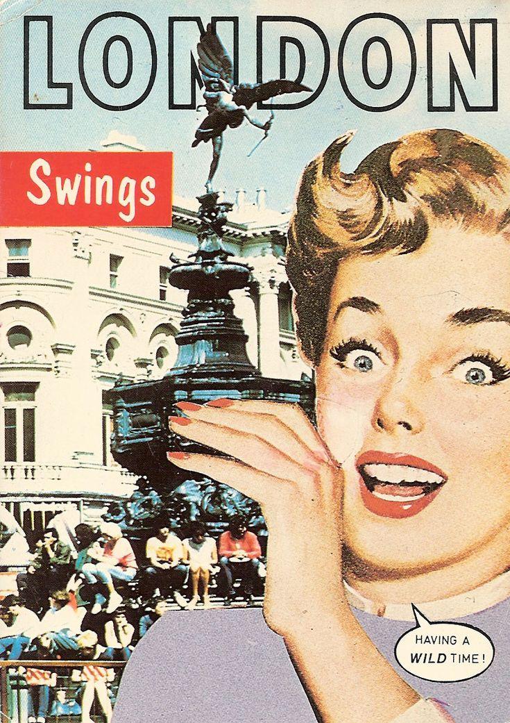 Swinging London.