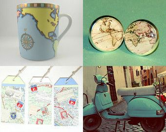 Oh the Places We'll Go! by Sydney on Etsy--Pinned with TreasuryPin.com