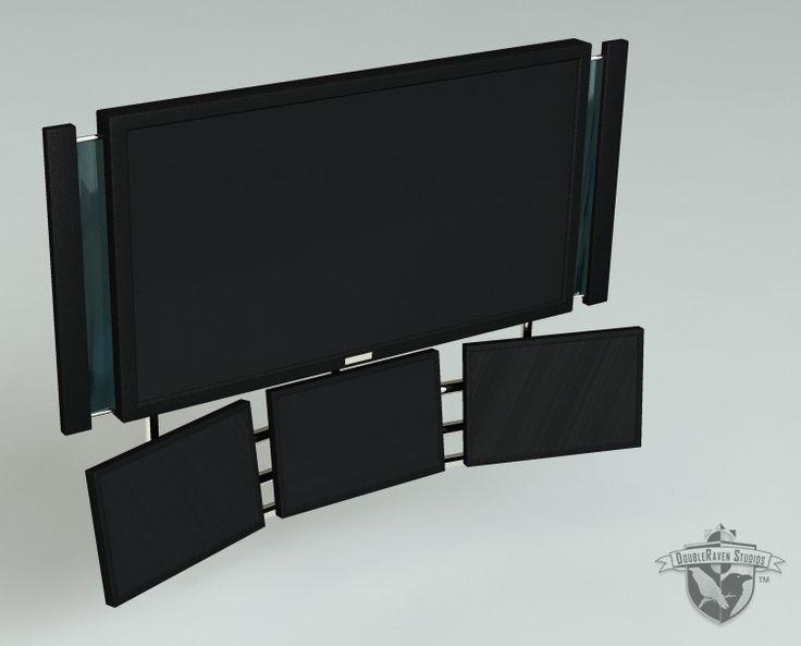 max mounted plasma lcd television