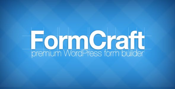 FormCraft Premium WordPress Form Builder Plugin, it allows you to create awesome and pleasing forms.