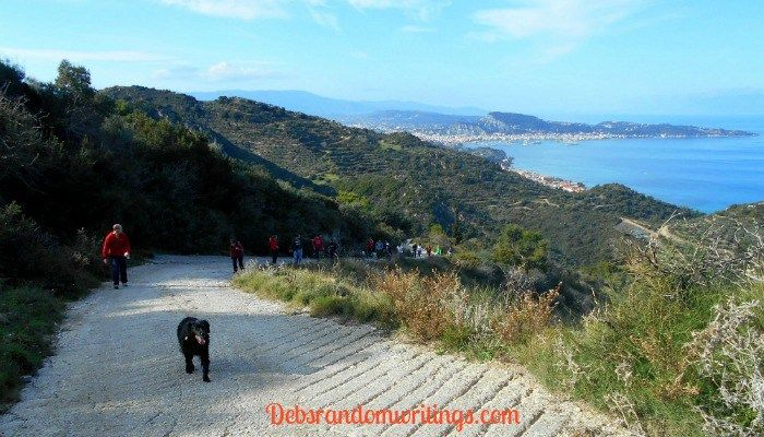 Mount Skopos: Our New Years Day Walk