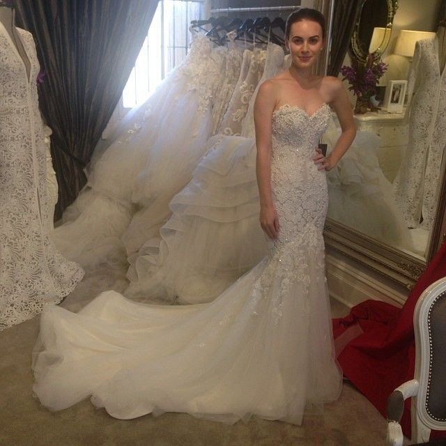 58 best Steven Khalil images on Pinterest | Wedding frocks ...