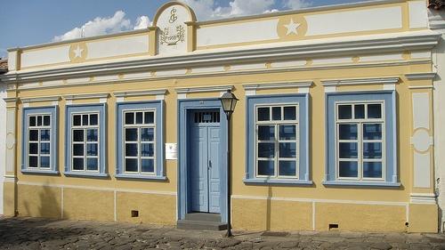Casa de Goiandira. Goiás Velho, GO, Brasil.