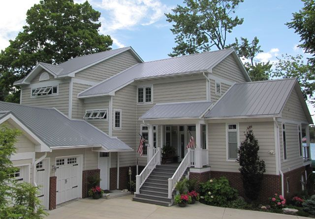 92 Best Metal Roof And House Paint Images On Pinterest
