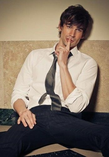 """In honor of August 14 being the birthday of Christopher Gorham, here is a slideshow composed of photos of the """"Covert Affairs"""" star. #examinercom"""
