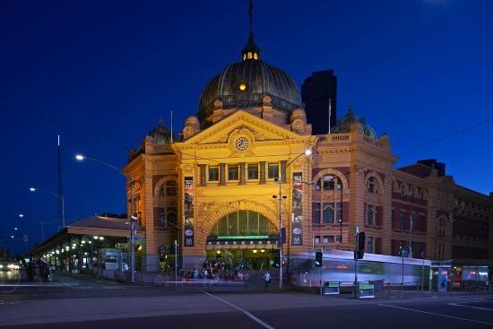 Flinders St Station #Melbourne Victoria #Australia  http://www.tripadvisor.com.au/ShowForum-g255100-i278-Melbourne_Victoria.html