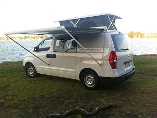 Cost Effective Camper Conversions Using The Ever Por Hyundai Iload