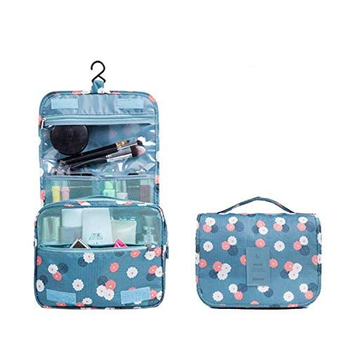 884acab70fb1 Amazon LalaTravel Toiletry Bag Makeup Hanging Travel Organizer ...