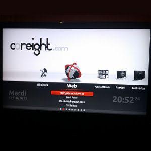 [Test] Clavier Logitech K400, taillé pour le salon (et la Freebox Révolution !)