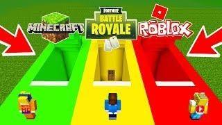 No Elijas La Base Secreta Equivocada En Minecraft Bunker De
