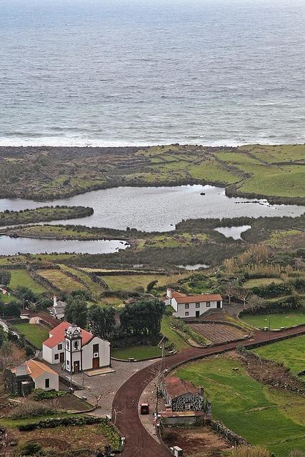 São Jorge Island, Azores- Where my grandmother is from.