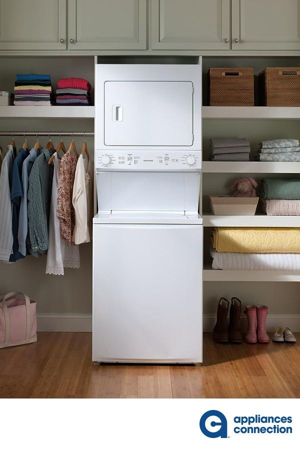 Laundry Center Comes With 3 9 Cu Ft Washer Capacity And 5 5 Cu