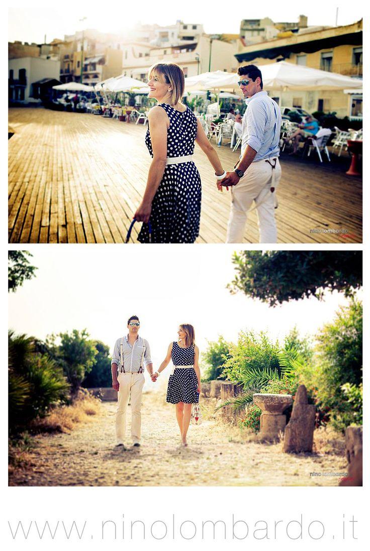 Selinunte •Sicily engagement shooting • © www.ninolombardo.it