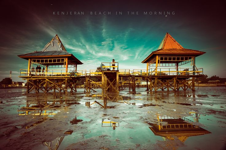 The Pier by Kun Riyanto on 500px