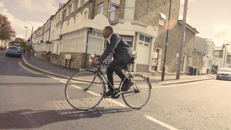 'The Ride' with James Massiah. Just really dig these kind of short stories by Levi's Commuter. #cycling