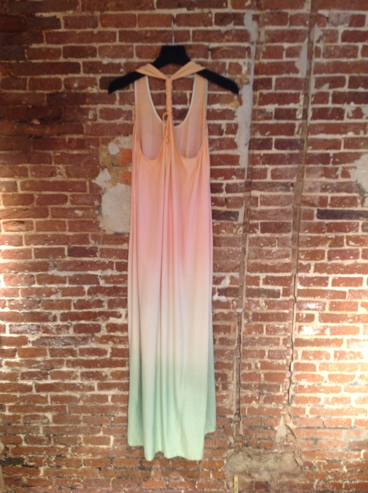 Our lovely dress in store!