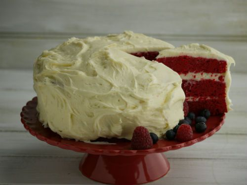 Simon's Red Velvet Cake Recipe