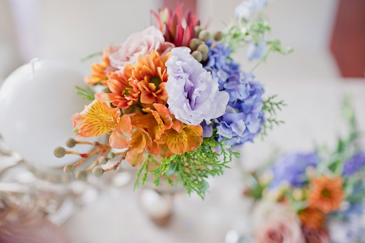 ***Gorgeous Flowers - love these colors together!!!!***