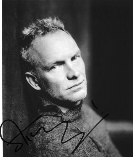 Sting - Shape of my heart - http://www.youtube.com/watch?v=locIxsfpgp4