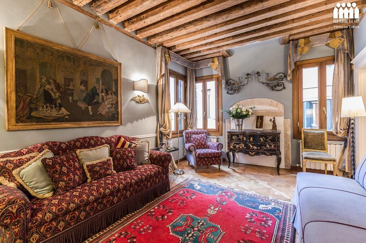 Ca' Dei Sospiri: Venice apartment for rent in San Marco, Italy. ViewsOnVenice