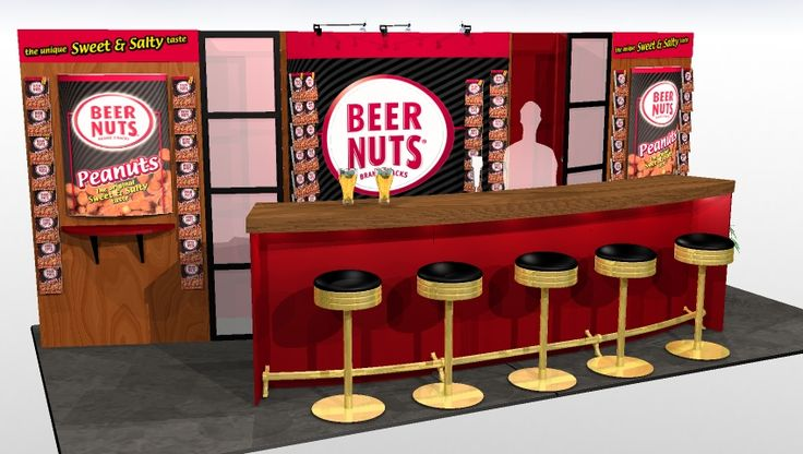beer trade show booth displays - Google Search