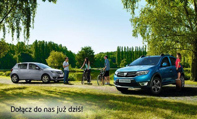 Dacia w wydaniu letnim