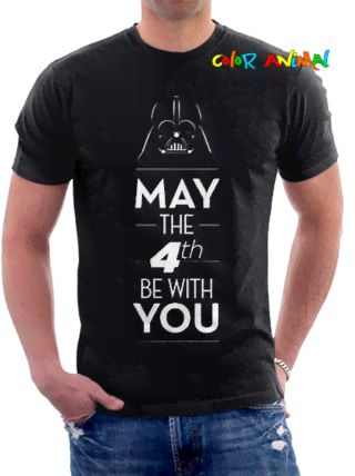 May the Force be with You - Comprar en Color Animal