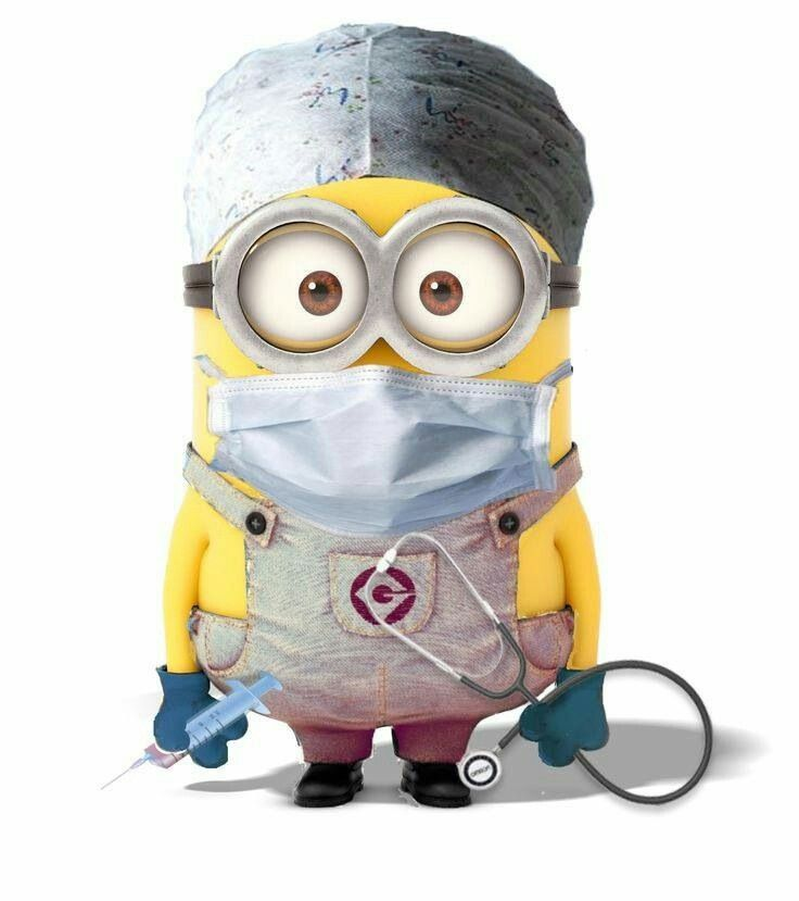 #minion #nurse #verpleegkundige