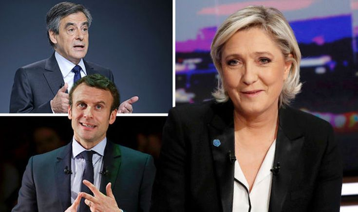 Marine Le Pen SOARS in latest French election poll as rivals Macron & Fillon FALL AWAY. People of France, if you don't use this reincarnation of Joan of Arc to free your country, your children will look back on these events with anger and despair. You know what the ultimate price will be. Check out the predictions for the state of your country 25 years from now if current policies continue. You have the chance to change things; for God's sake take it!