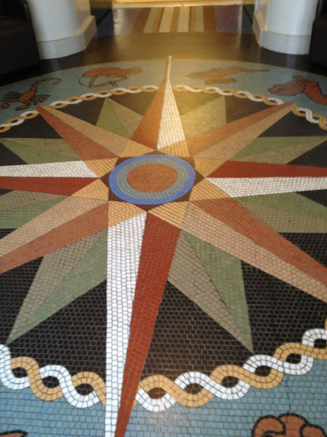 Compass Rose Floor Tile : Images about compass rose on pinterest nautical