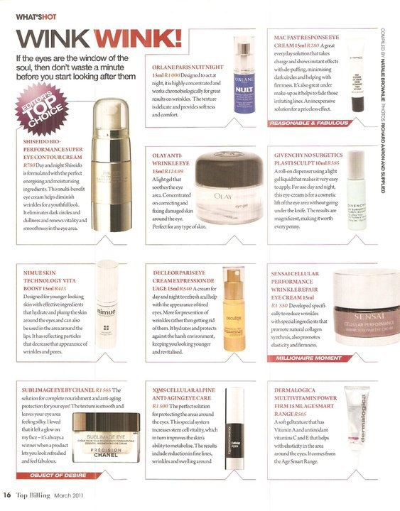 Nimue South Africa  www.nimueskin.com  Beauty and Skin